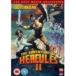 Hercules dvd Filmer Adventures of Hercules [DVD]